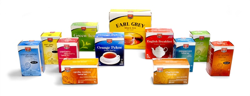 western family posh tea family