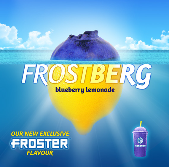 Mac's Frostberg Froster