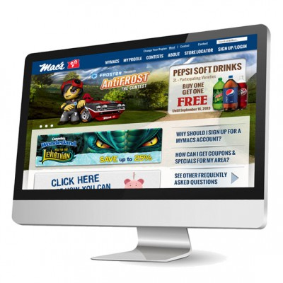 MyMacs Website