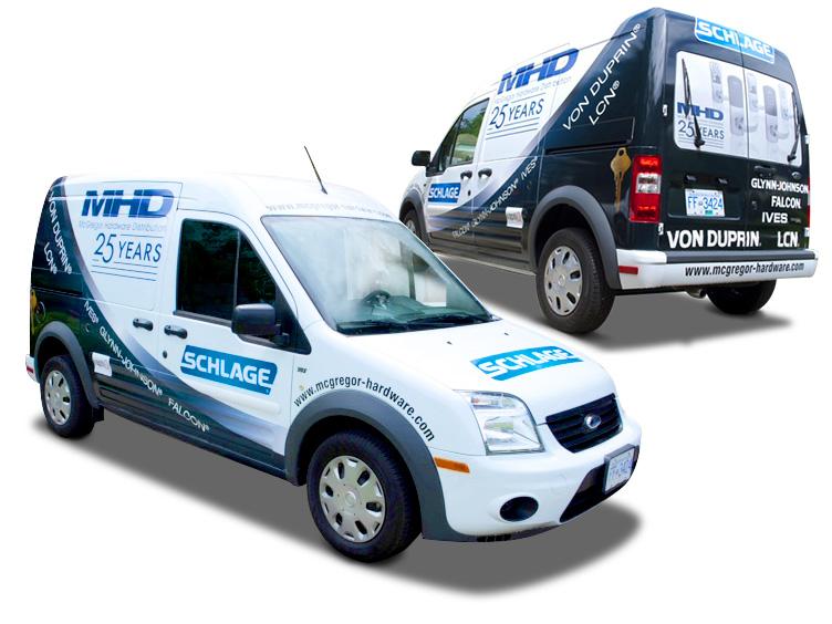 MHD Van Giveaway