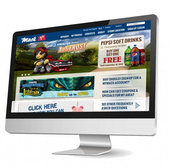 MyMacs Website