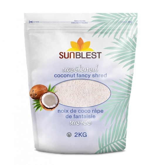 Sunblest Packaging Coconut